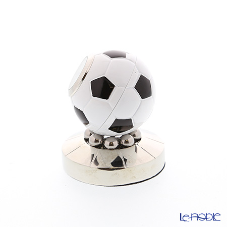 Chick Mic Soccer Ball, miniature table clock CH18931