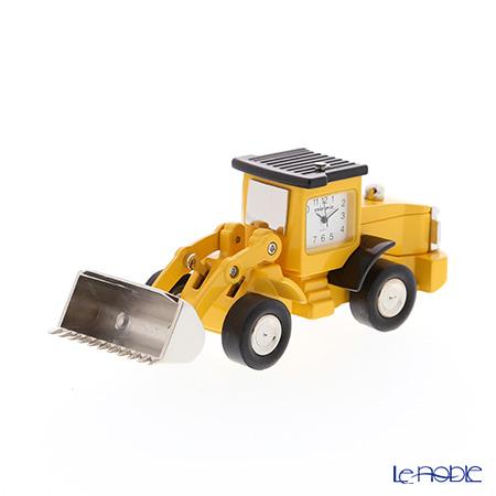 Chick Mic Excavator, miniature table clock CH18932