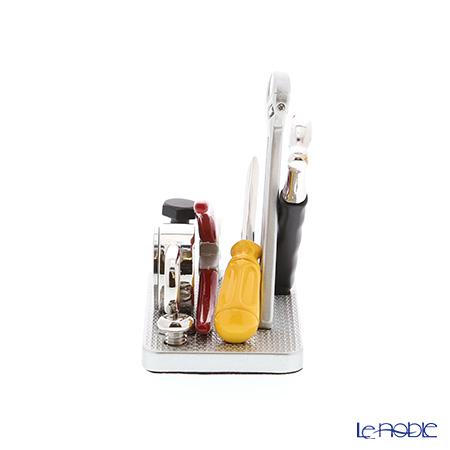 Chic Mic 'Machine Tool Set' CH18938 Miniature Clock