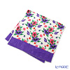Feiler towel poppy White / 75 x 150 cm purple