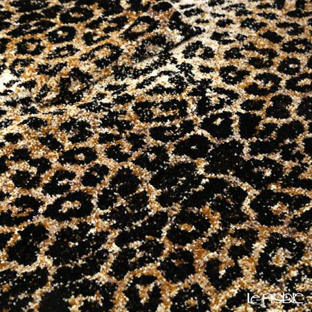Feiler 'Safari' Black Apron (shape No.5)