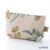 Feiler cosmetic case Vanilla rose beige 18 x 9 cm