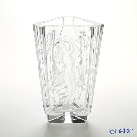 フランティシェク・ハラマ FH-1694CR 花瓶 朝・昼・夜 clear H21cm