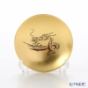 Hakuichi / Gold Leaf 'Eto / Zodiac - Dragon' Gold & Red Sake Cup 8cm