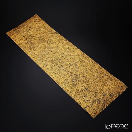 箔一 きらめくテーブルランナー(金) 32×100cm A161-01010