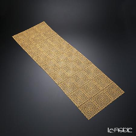 箔一 煌美 きらび A161-01018テーブルランナー ゴールドレース 32×100cm