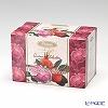 プリミアスティー(高級インド紅茶) コンチネンタルセレクションティーバッグセット 25個入 ローズヒップ&ハイビスカス