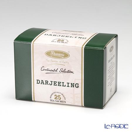 プリミアスティー(高級インド紅茶) コンチネンタルセレクション ティーバッグセット 25個入 ダージリン