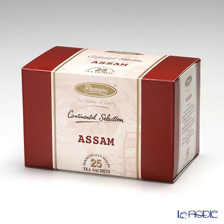 プリミアスティー(高級インド紅茶) コンチネンタルセレクション ティーバッグセット 25個入 アッサム