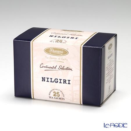 プリミアスティー(高級インド紅茶) コンチネンタルセレクション ティーバッグセット 25個入 ニルギリ