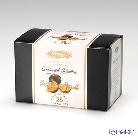 プリミアスティー(高級インド紅茶) コンチネンタルセレクション ティーバッグセット 25個入 パッションフルーツ