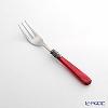 Emme Napoleon cake fork Red