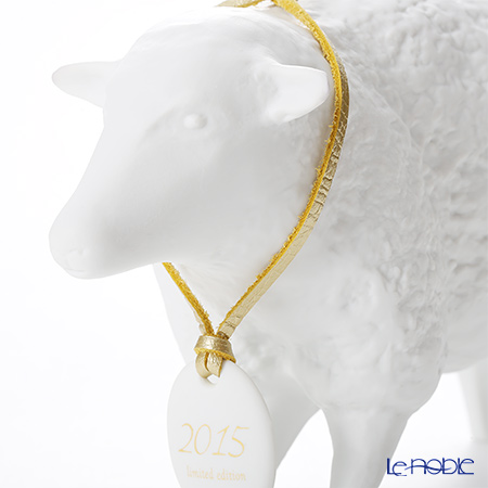 Jacques Pergay (Limoges) Zodiac Collection Sheep / Goat JP0009 [Limited Edition of 30]