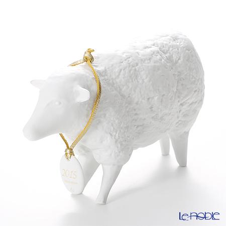リモージュ ジャック・ペルゲイ羊(未) 2015年 限定30個 JP0009