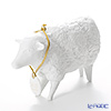 Jacques Pergay / Limoges 'Zodiac Collection / Sheep' JP0009 [LE30] Animal Figurine H14cm