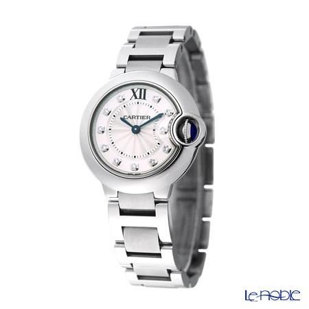 Cartier Ballon Bleu De Cartier Ladies Watch Quartz, 28 mm, steel, WE902073