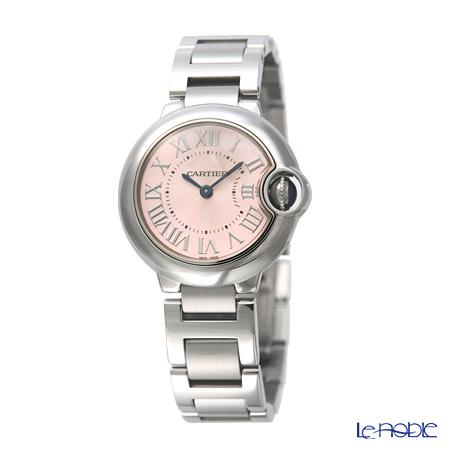 Cartier Ballon Bleu De Cartier Ladies Watch Quartz, 28 mm, steel, W6920038