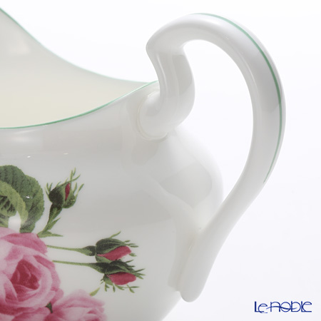 Ansley English rose Cream jug oval 320 ml