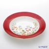 Aynsley Cottage Gardern Red Soup plate 23 cm