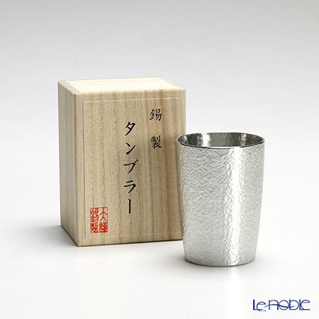 Osaka Naniwa Suzuki / Pewter Ware 'Clair' Tumbler 180ml (S)