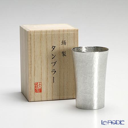 Osaka Naniwa Suzuki / Pewter Ware 'Silky' Tumbler 200ml (M)