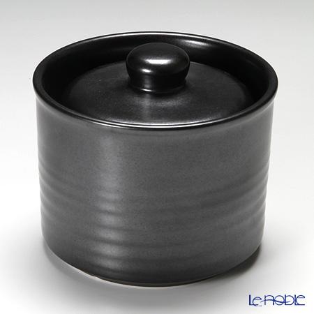 信楽焼 魔法の容器 一夜漬け鉢 黒