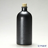 Shigaraki Ware 'Magic Black' Bottle (Wide) 850ml
