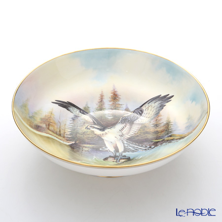 エインズレイ ファインアート世界限定コレクション オスプレーボウル(ミサゴ)