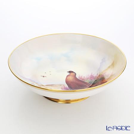 エインズレイ ファインアート世界限定コレクションレッドクロウズボウル 26.5cm