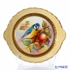 Aynsley Fine Art Collection The Garden Birds Collection Clyde Tray, Blue Tit