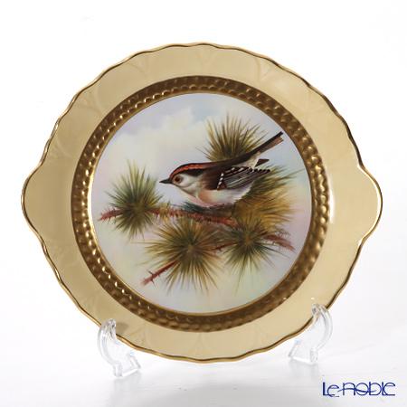 エインズレイ ファインアート世界限定コレクション ゴールドクレスト クライドトレイ