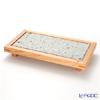 Omoeraku Nikko Cedar Frame and Oya Stone Plate 10 sun 5sun 1plate