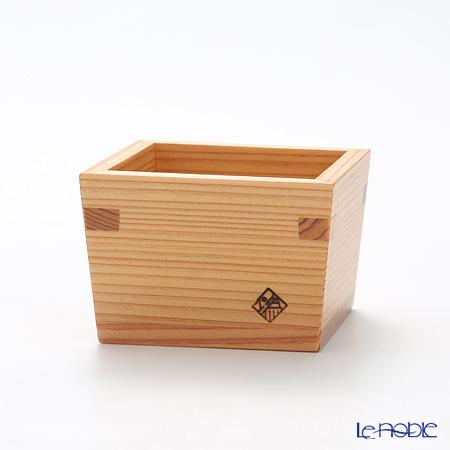Omoeraku Nikko Cedar Sake Japan Sake Vessel Series Masu Cup - M