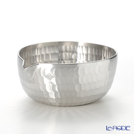 Omoeraku 'Yattoko' Silver Pot / Bowl 300ml (M)