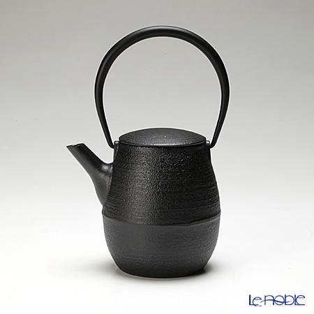 YOnoBI ヨーノビ 鉄瓶ティーポットS ナツメCS011 エボニー 0.6L