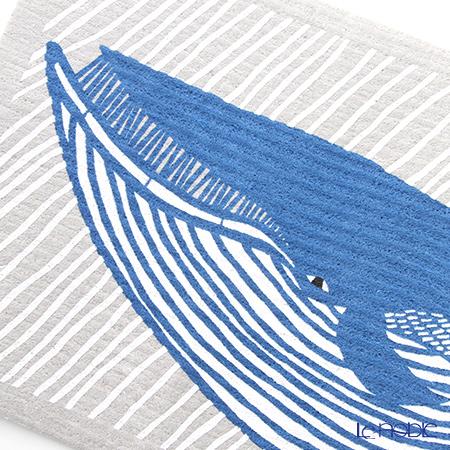 e... sponge wipes kata kata whale BL/GY WX230017