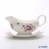 Aynsley English Violets Gravy Boat & Stand