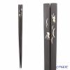 Japanese Laquered Chopsticks (Wakasa) per bi-ISSOU Has rabbit shell inlay 23 cm