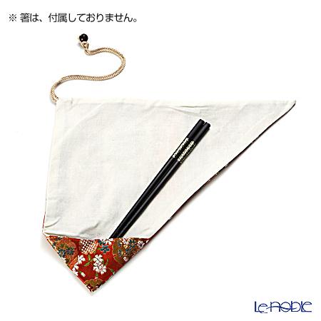 マイ箸袋 京西陣春花かご