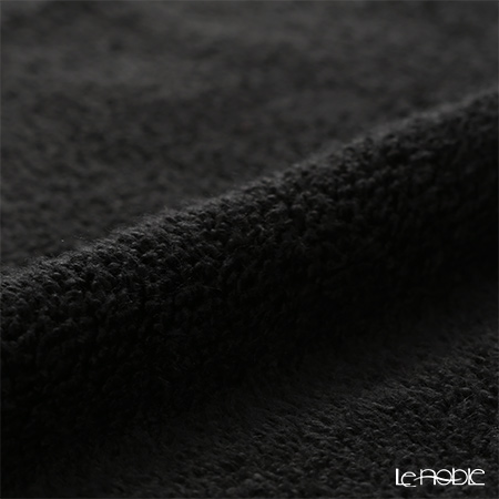 Micro Cotton Luxury Bath Towel, black with gift box