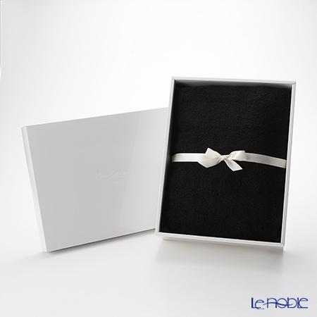 マイクロコットン ラグジュアリー バスタオル ブラック(箱付)