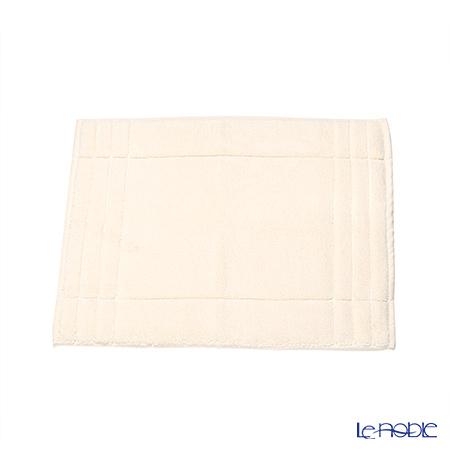 Micro cotton medium bath mat Ivory (with box)