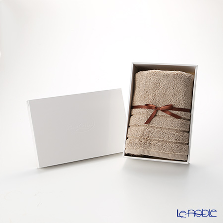 Micro Cotton Bath Mat, mocha, medium with gift box