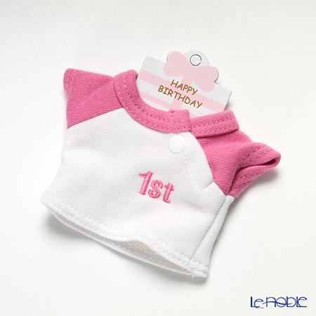 バースデーバニー用Tシャツ1日 ピンク