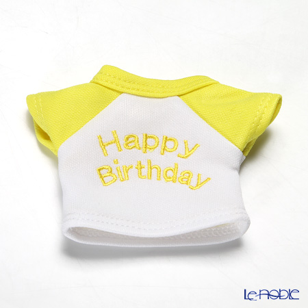 Birthday Bunny T shirt 9Th yellow