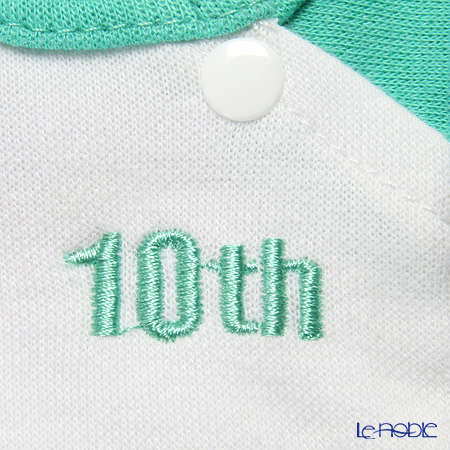 Birthday Bunny T shirt 10, Green it
