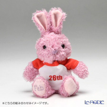 Birthday Bunny T shirt 12-Blue