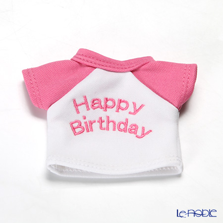 Birthday Bunny T shirt 13, Pink's