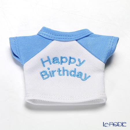 Birthday Bunny T shirt 23Rd light blue