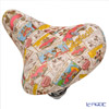 Disney bike CAP (bicycle saddle cover) Comic pattern common for saddle WD-018